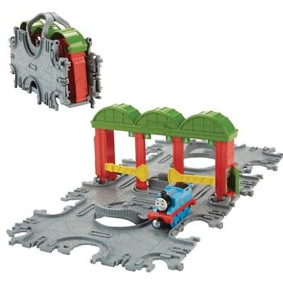 Thomas und seine Freunde - Set Thomas & Knapford Station Take-n-Play