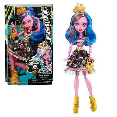 MONSTER HIGH Puppe - Gruselschiff Gooliope Jellington 43cm