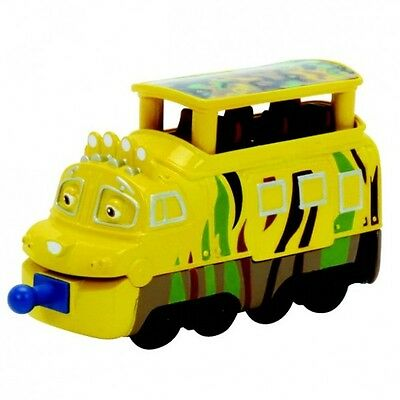 Chuggington - Die Cast Serie - Lokomotive Mtambo