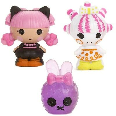 Lalaloopsy TINIES™ - 3er Pack Design 3 - Puppen Minipuppen