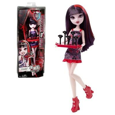 MONSTER HIGH Puppe - Monsterfest Elissabat