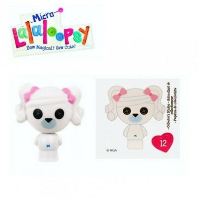 Lalaloopsy - Micro Welt - Surprise Pack Serie 2 - Puppe 12