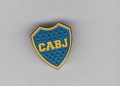 Boca Juniors ( Argentina ) - lapel badge butterfly fitting