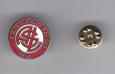 AS Livorno Calcio ( Italy ) - lapel badge butterfly fitting