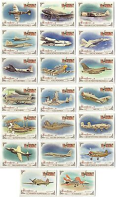 2014 Topps Allen & Ginter Ginters Air Supremacy Insert You Pick Finish Your Set