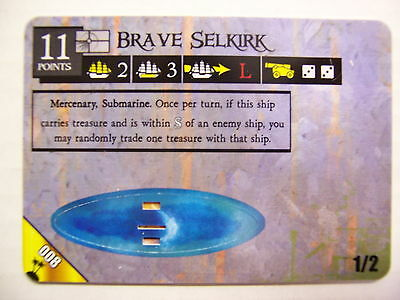 Pirates of the Mysterious Islands - Brave Selkirk 008