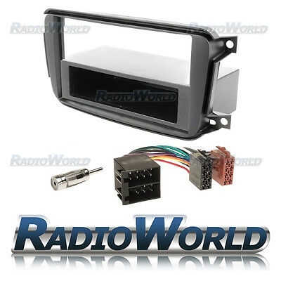 Smart ForTwo 2010-15 Single Din OEM Fascia Adaptor Car Stereo Fitting Kit