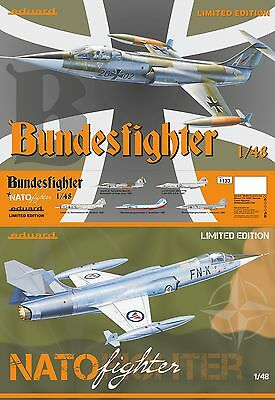 EDUARD 1133 F-104 NATOfighter / Bundesfighter in 1:48 LIMITED EDITION