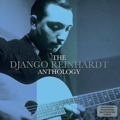 Django Reinhardt - The Anthology (2LP Gatefold Edition On 180g Vinyl) NEW/SEALED