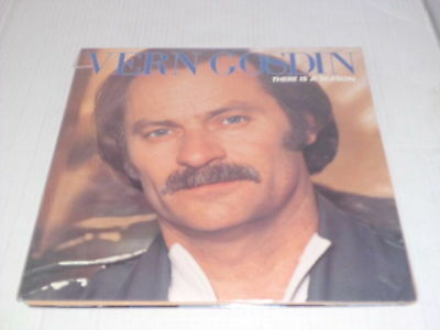 """Gosdin, Vern - """"There is a season"""", LP Sealed, OVP, Compleat USA"""