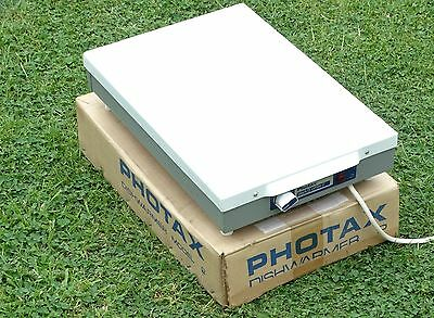 PHOTAX Dishwarmer Model 2 - Very clean and Boxed - Tested and ready to use