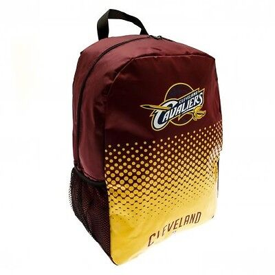 Cleveland Cavaliers NBA Basketball Team Backpack School Sports Bag FD Free UK PP