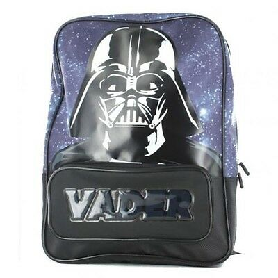 Star Wars Darth Vader Backpack School Sports Bag with Free UK P&P