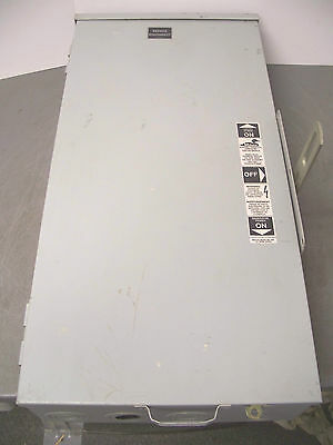 Midwest Ground Level Transfer Switch Type 3R Gs1201B20Ul 200Amp 240Volt 1Ph