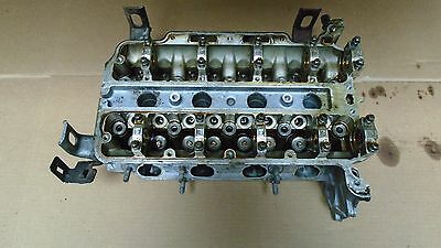 Vauxhall Corsa C 2002 1.2 16V Z12Xe Cylinder Head ( For Valves Use Only )
