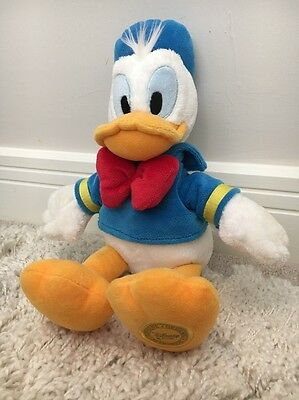 Disney Store Donald Duck Plush Toy