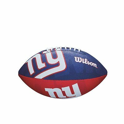 NFL Football NEW YORK NY GIANTS Junior Size Team Logo von Wilson - neu