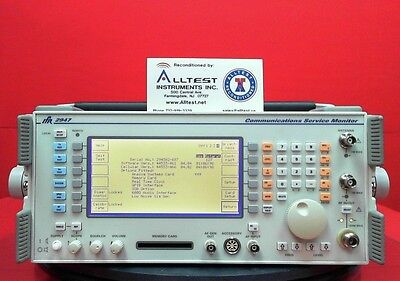 Aeroflex / IFR 2947 Communications Service Monitor