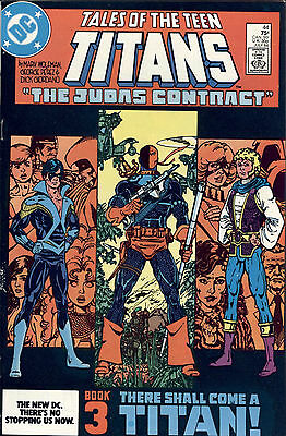 Tales of the New Teen Titans #44 Near Mint 1st Appearance Nightwing DC Comics