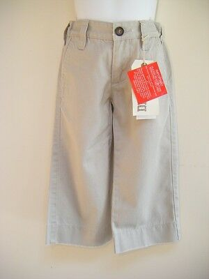 Boys Jeans Age 3 Years Stone Beige distressed details BNWT
