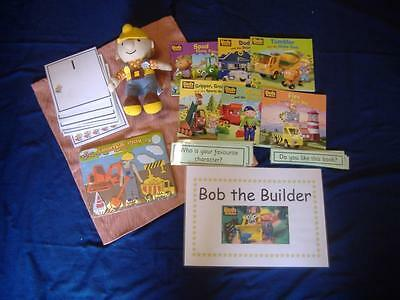 Bob the Builder Story Resources, Books & Sack EYFS/ KS1