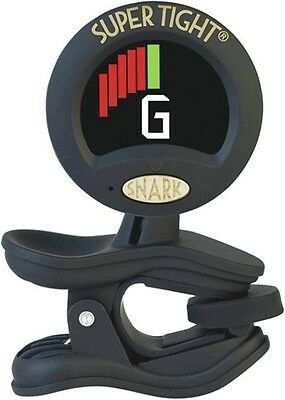 Snark ST-8 Super Tight Clip On Tuner Tuner Tap Tempo Metronome