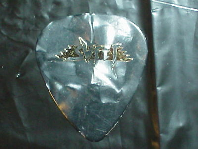 SWEET Logo & Andy Scott Signature RaRe Concert Tour GUITAR PICK Ballroom Blitz