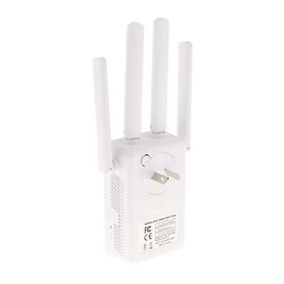 300Mbps Wireless Wifi Repeater AP Range Router Extender Signal Booster AU