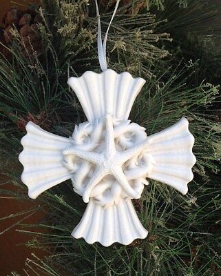 Margaret Furlong Porcelain Healing Cross Ornament  BRAND NEW  Free Shipping