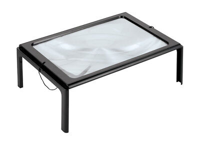 Lighted Stand Magnifier 3X, Light