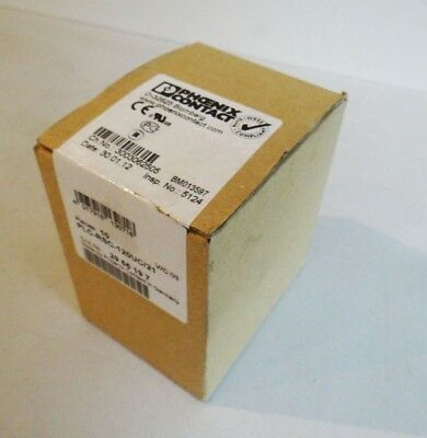 10 x Phoenix Contact PLC-RSC-120UC/21  2966197 Relais -unused/OVP-