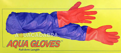 Coralife Aqua Gloves - for handling coral, prevents contamination & reactions!