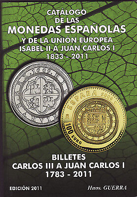 Spain  -  Catalogue Of Spanish Coins And Banknotes  -  1833 - 2011