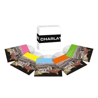 "THE CHARLATANS 'DIFFERENT DAYS' Ltd 7"" Coloured VINYL Box Set  + Download (2017)"