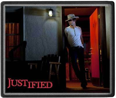 Justified mit Timothy Olyphant als Raylan Givens - TOP Wechsel Mauspad [M2]