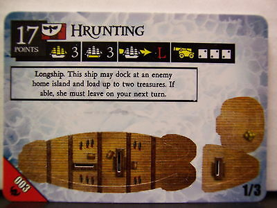 Pirates of the Frozen North - Hrunting 003 Longship