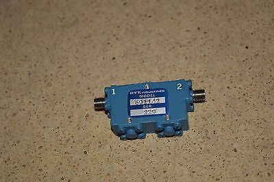 Ryt Industries Model 601142 Double Pass Isolator