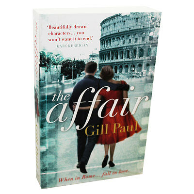 The Affair by Gill Paul (Paperback), Fiction Books, Brand New