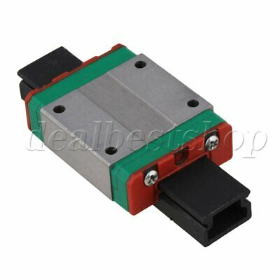 42x32x12mm Guide Rail Sliding Block MGN15C for Precise Measure Equipment