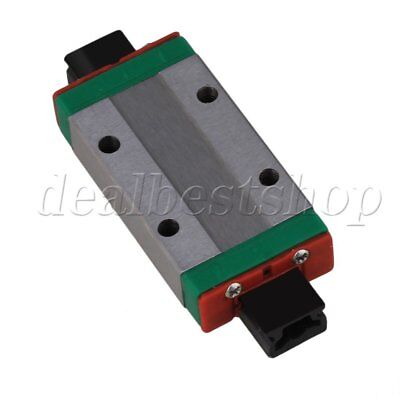Extension Guide Rail Sliding Block MGN9H for Precise Measure Equipment