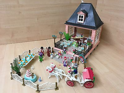 Playmobil Victorian Wedding Pavilion 4297 5339 5601 5300 Bundle