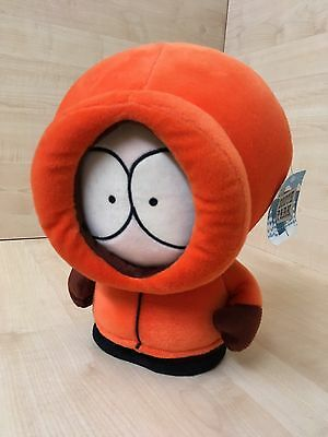 Rare South Park Large Kenny Tagged Soft Plush Toy (1998)