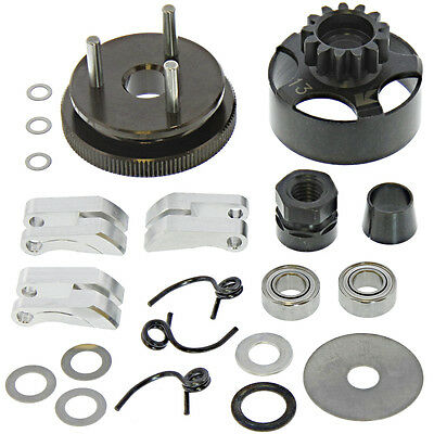 Kyosho 1/8 Inferno MP9 TKI4 Spec A * 13T CLUTCH BELL, SHOES, SPRINGS, FLYWHEEL *