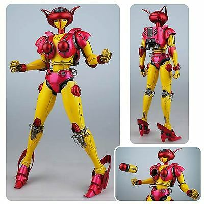 ThreeZero Aphrodite A Mazinger Z Action Figure 15 Inch LED Eyes new mint in box