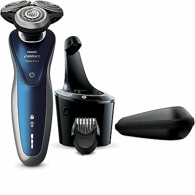 Philips Norelco s8950/90 Wet & Dry Electric Shaver 8900 w/SmartClean System NIB