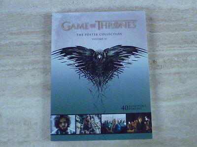 GAME OF THRONES - The Poster Collection  VOL 2  NEW
