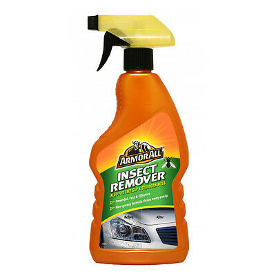 Armorall Insect  Bug Tar Grease Oil Tough Stubborn Stain Cleaner Remover 500ml