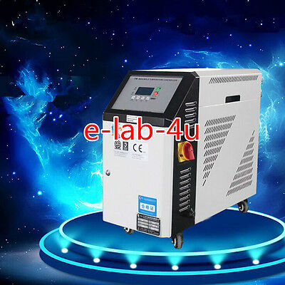 12kw oil type mold temperature controller machine plastic/chemical industry E