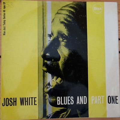 NJE 1057 Josh White Blues and Part One