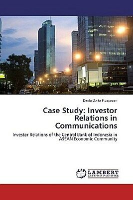 Case Study: Investor Relations in Communications Dinda Dwita Puspasari